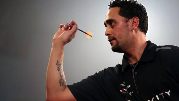 Top New Zealand darts player Cody Harris will attend a tournament in Taranaki in July.