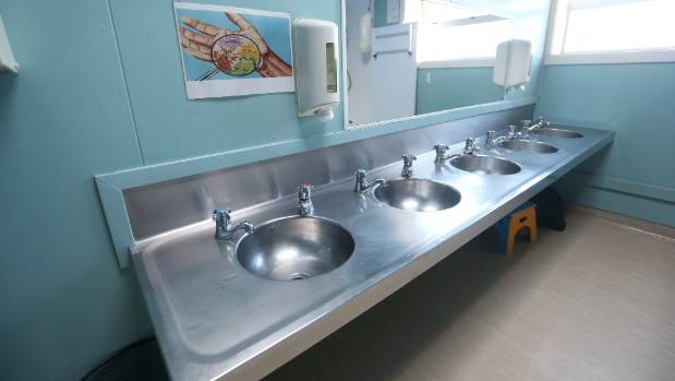 Seymour Kindergarten is one of seven in Marlborough that have children brush their teeth at school.