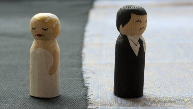 Divorce is usually a straightforward legal process because both parties recognise the relationship has broken down.