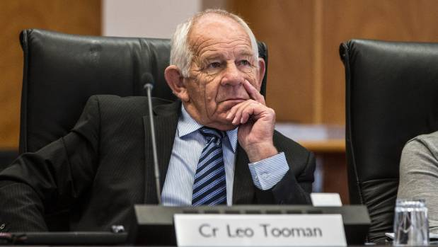 There could be costs coming, Councillor Leo Tooman said, but there's no way of knowing until assessment reports come back.