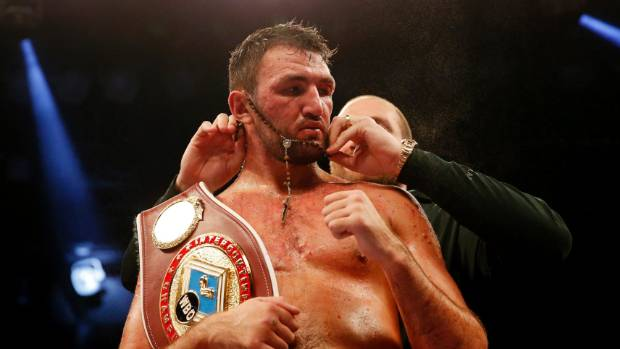 Hughie Fury is relishing his shot at the big time with a WBO title fight against New Zealand's Joseph Parker.
