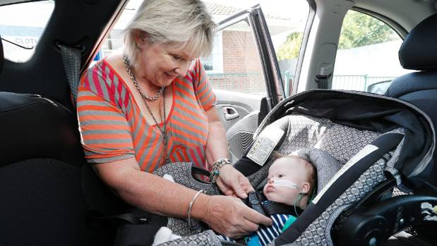 Not-for-profit child car seat rental service helps to fill the hire ...