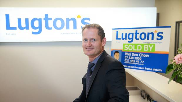 Lugton's Real estste managing director Simon Lugton says the market has stabilised.
