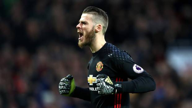 Real Madrid set to make new de Gea bid