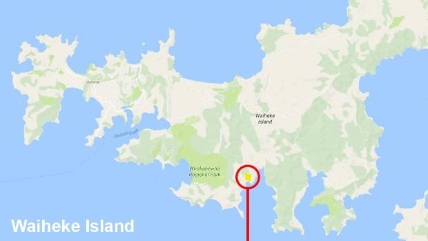 The land could be subdivided into seven 25 hectare parcels under the operative Hauraki Gulf Islands District Plan.