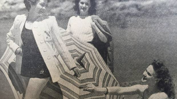 A photo from the 1950 Kapi Mana News for The Way We Were feature, February 2017 Porirua