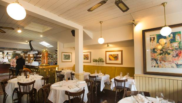 Boulcott Street Bistro, which has outlived many of competitors, is still a top-class restaurant.