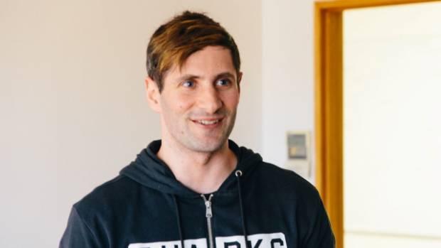 Dean Hall, of Rocketwerkz gaming studio, based in Dunedin.