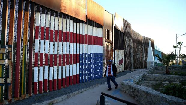 Trump's budget proves that US will pay for border wall