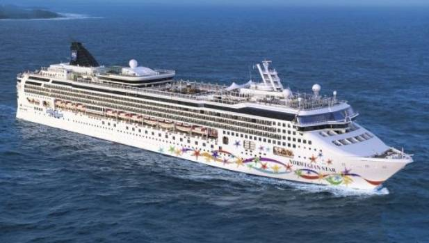 Norwegian Star Cruise Ship Breaks Down Near Australia Stuffconz - Cruise ship trouble