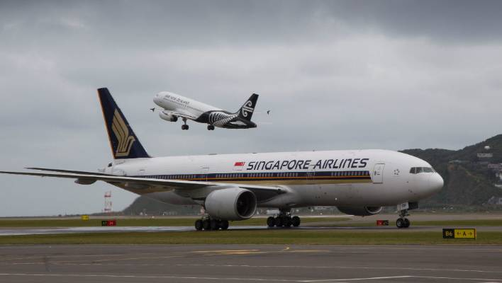 Aviation expert says Singapore Airlines\' new Wellington service off ...