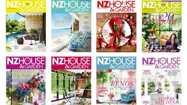 NZ House & Garden magazine: Inspiring Home Life