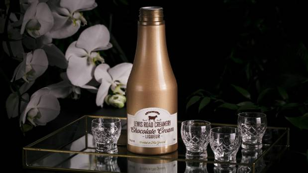 When Lewis Road Creamery's new Chocolate Cream Liqueur arrived, we tried to find out the nutritional info.