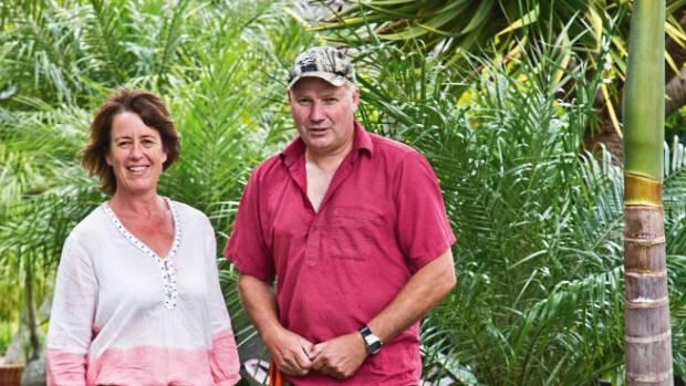 Simon and Carolyn Mills.