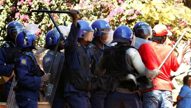 Robert Mugabe's regime has been known to crush dissent through any means necessary. Nduku was forced to work for the ...