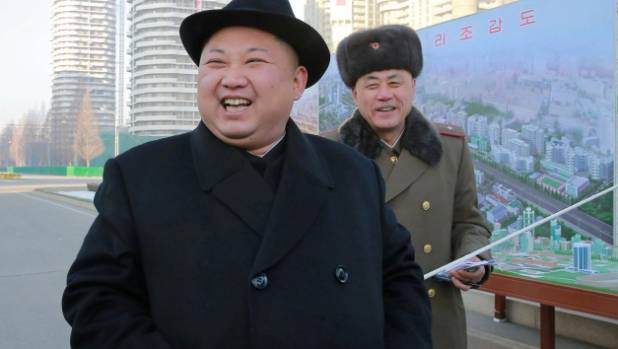 "Kim Jong-un: ""A reckless bully with dictatorial powers and a craving for attention."""