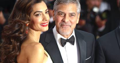 It's twins for Amal Clooney and George Clooney.