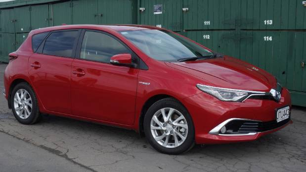Crunching the Toyota Corolla hybrid's numbers