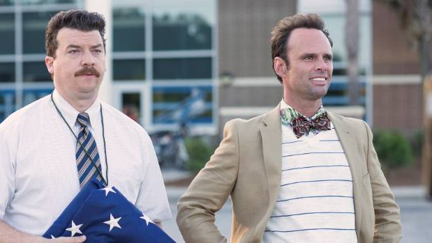 Vice Principals is ideal for those who like their comedy slapstick, vicious and not all that funny.