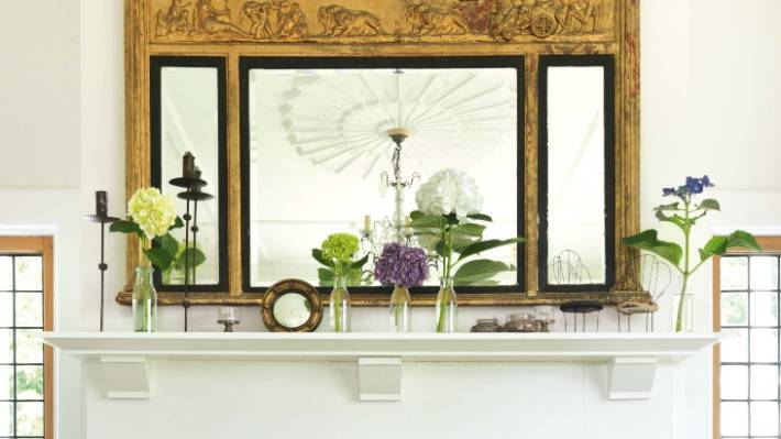 Mantelpiece Makeover Ideas To Get Your Fireplace Looking