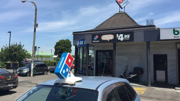 Domino's made headlines when it was revealed drivers were not going into Fordlands, Rotorua.