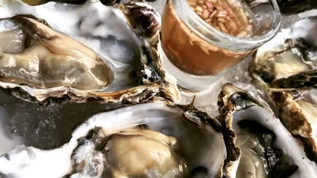 Oysters aphrodisiac effect