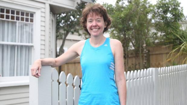 Tracy Hickman, 50, is running a marathon in Antarctica next month.