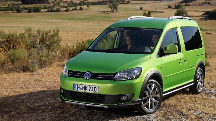 14e68ad813 The Volkswagen Caddy is the most popular small van in New Zealand.