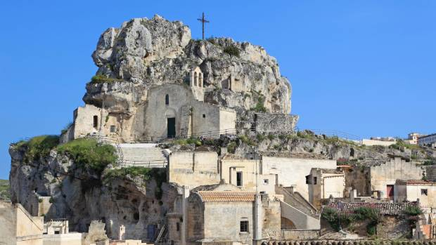 Filmmakers have adopted Matera as the body double of choice for Biblical-era cities.