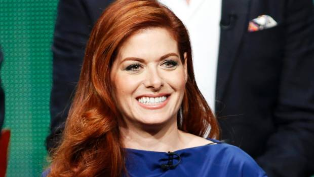 """I just can't imagine why anyone would begrudge someone's happiness"" Will and Grace star Debra Messing is shocked ..."