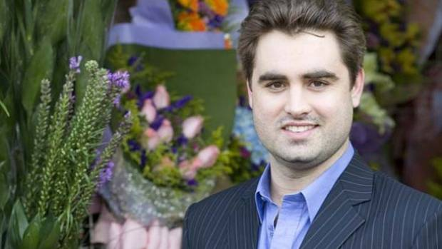 Ready Flowers managing director Thomas Hegarty says his business processes 250,000 orders each year in Australia.