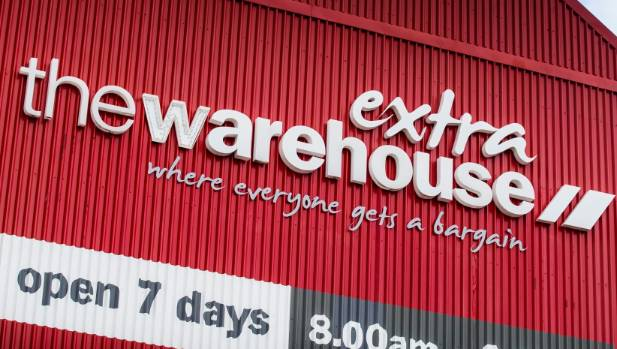 The Warehouse Group includes The Warehouse, Warehouse Stationery, Noel Leeming and Torpedo 7.