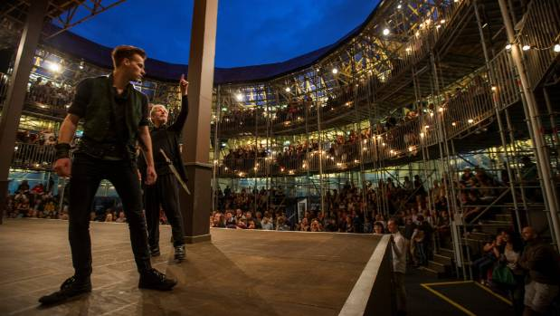 Romeo and Juliet was a hit at the Pop-Up Globe during its first season. Now you can enter a draw for tickets to Much Ado ...