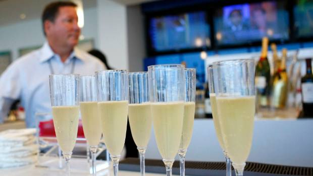 A glass of bubbly is about taking the chance for a miniature celebration of one of life's most exciting acts.