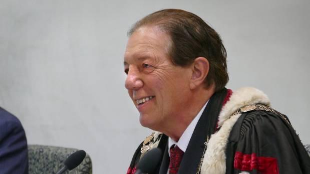 Invercargill mayor Tim Shadbolt.