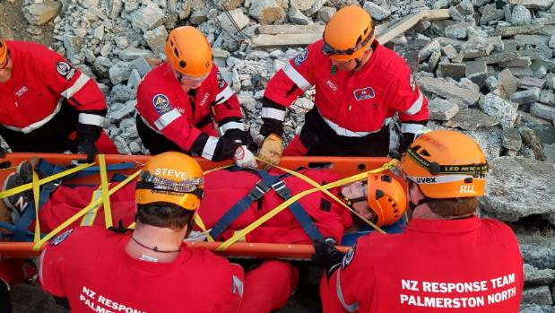 What Does It Take To Be Part Of A Search And Rescue Team