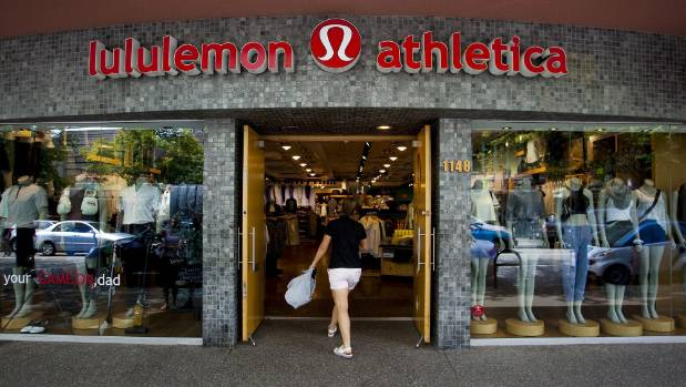 Lululemon stores perform well, even boosting the performance of other businesses around it.