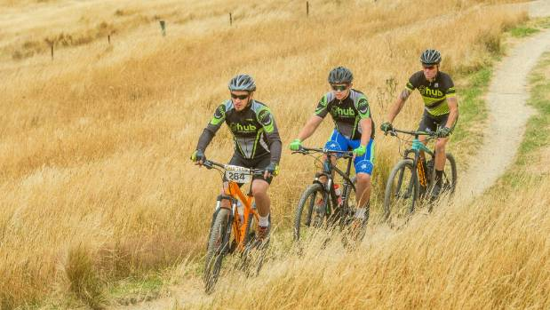 The spills and thrills of off road cycle racing is helping these teenagers.