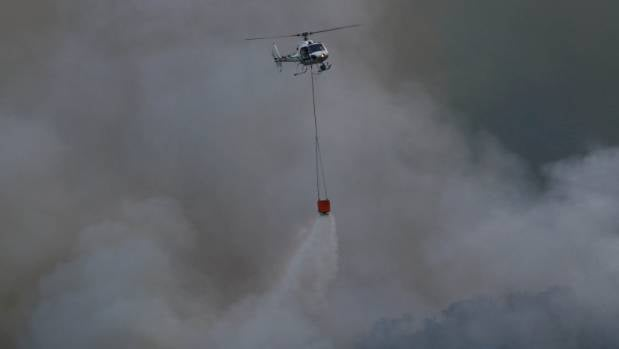 New Zealand: Fires In Christchurch Destroys Homes, Hundreds Evacuated
