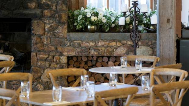 Archive Bar and Bistro is a cosy, warm retreat from the realities of the big city.