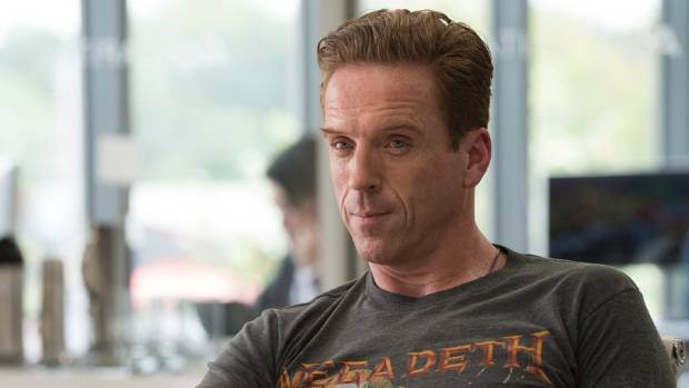 Damian Lewis as Bobby 'Axe' Axelrod in Billions.