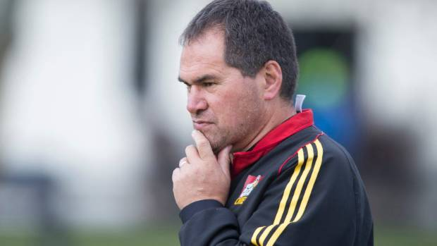 Chiefs coach Dave Rennie has locked in Damian McKenzie and Shaun Stevenson to the Chiefs beyond 2017, after his ...