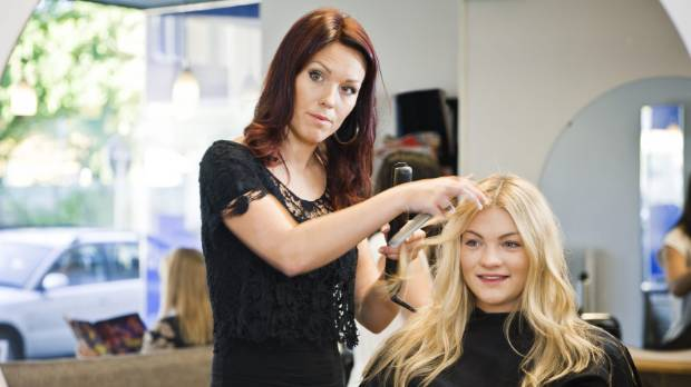 Hairdressers can find themselves becoming a surrogate confidante and counsellor.