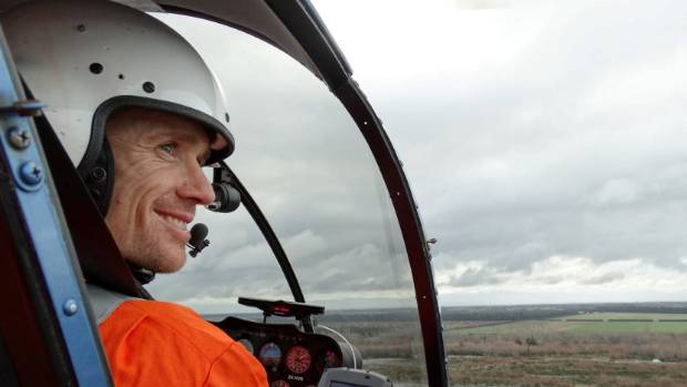 Steve Askin was an accomplished and careful helicopter pilot.
