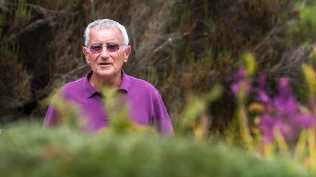 In the weeds: Alan Morgan of the Friends of the Botanic Gardens says time to get on with the Gondwana project.
