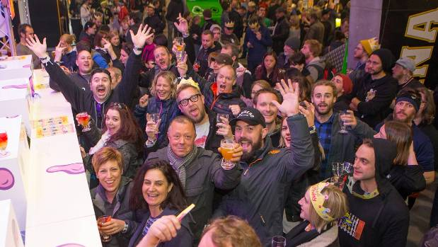Your reporter rashly attended Wellington's Beervana last year without a beer instruction manual.