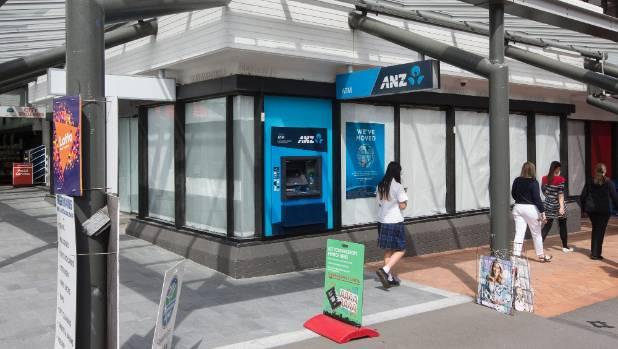 ANZ Molesworth Street, Wellington has been closed since the November earthquake.