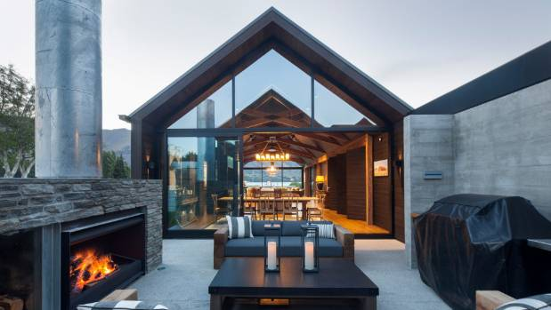 Autumn is perfect for alfresco living with an outdoor for Outdoor spaces nz