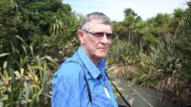 Sandringham resident John McCaffery says ducks are dying near Kerr-Taylor Park due to botulism.