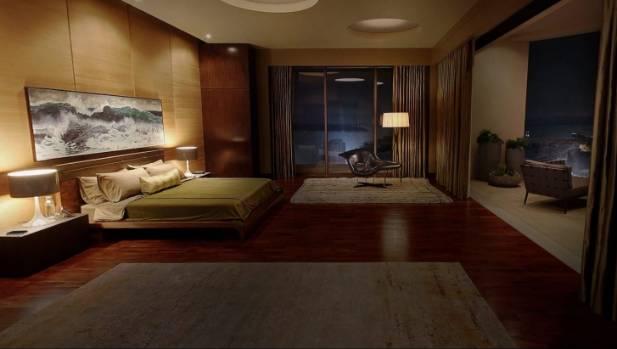 Bedroom Jenga